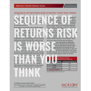 Sequence of Returns Risk is Worse Than You Think
